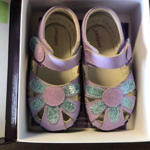 Pediped 18-24m sandals EUC